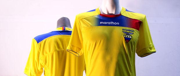 FEF presenta la nueva piel de la selección de fútbol
