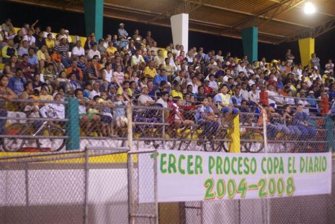 Hay dos punteros en la Copa El Diario
