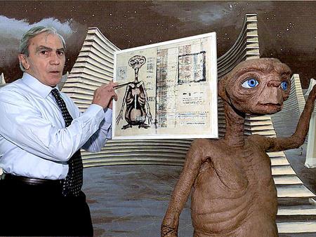 Muere Carlo Rimbaldi, creador de E.T
