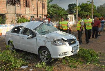 Falleció una de las víctimas de accidente en vía El Rodeo