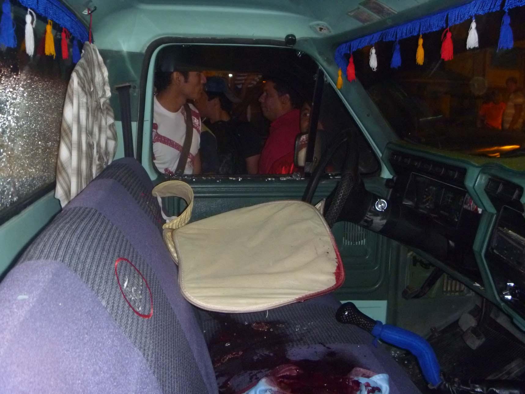 Matan a un hombre con cinco tiros en Av Eloy Alfaro