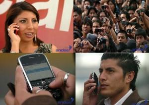 Ministro Guerrero: En 60 días estarán costos de interconexión entre operadoras celulares