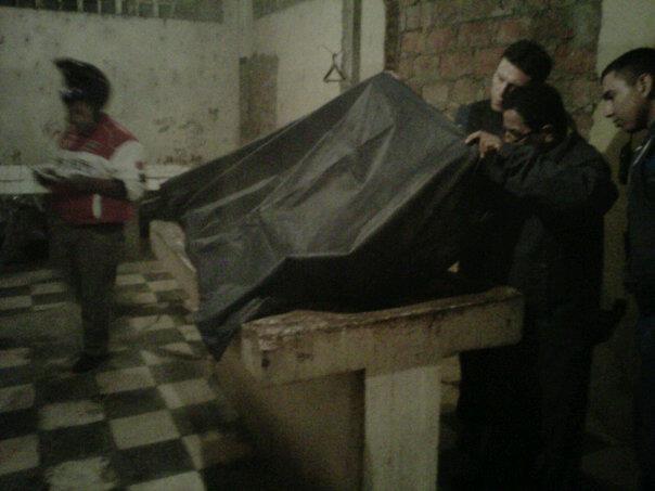 Hallan muerto a un hombre en Picoazá