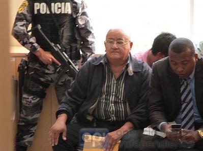 César Fernández fue trasladado a la Penitenciaría del Litoral