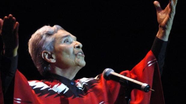 Artistas se despiden de Chavela Vargas