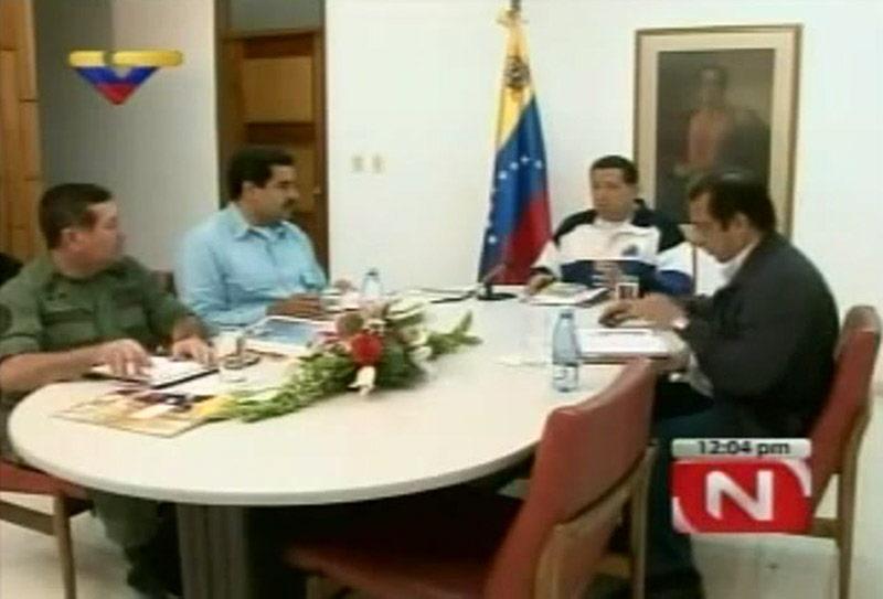 Salud de Chávez prende las alarmas en Cuba