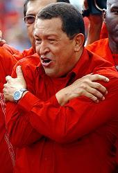 Ofrecen apoyo a Chávez para tratamiento contra el cáncer