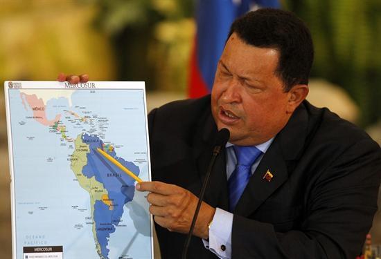 Chávez dice sentirse bien