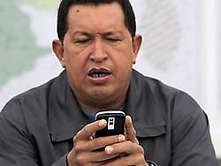 Chávez retornó al Twitter
