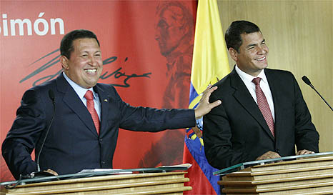 Venezuela y Ecuador utilizarán hoy por primera vez el sucre