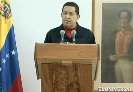 Mandatarios sudamericanos solidarios con Chávez