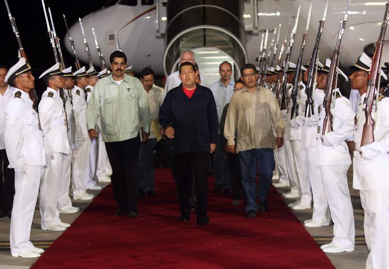Chávez está decidido a llegar hasta 2031