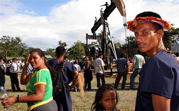 Chevron divulga un mensaje  que revela supuesto fraude
