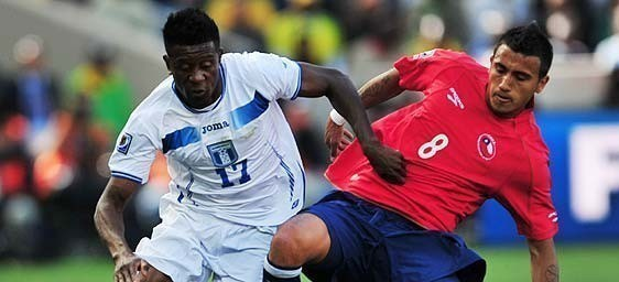 Chile venció 1-0 a Honduras
