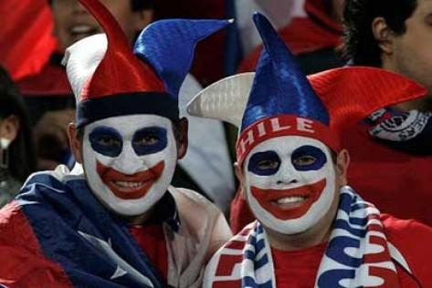 Los chilenos son los más felices de América Latina