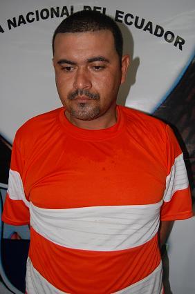 Briones era considerado el cabecilla de 'Los Choneros'