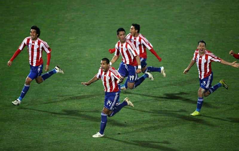 Paraguay vence en penales a Venezuela y es finalista