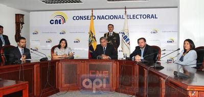 17 de octubre estará listado de participantes a elecciones