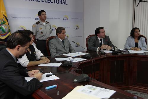 Las elecciones del 2013 podrían suspenderse