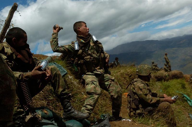 Un muerto tras enfrentamiento con militares