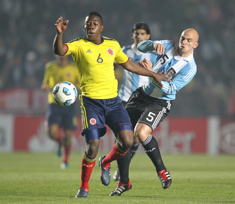 Colombia le perdona la vida a una frustrante Argentina (0-0)
