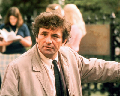 Muere el actor Peter Falk