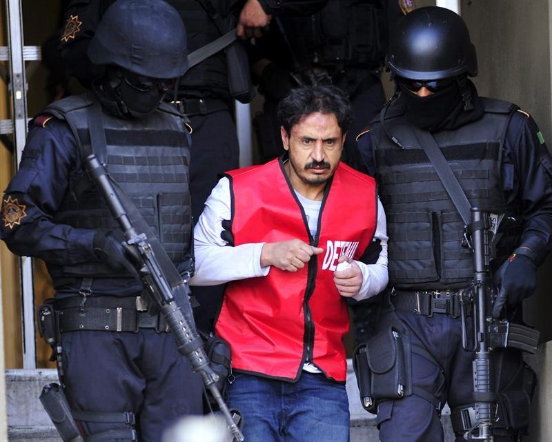 Confirman detención de 'El Mataperros', uno de los capos de Los Zetas