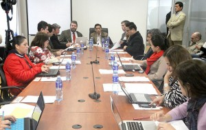 Expertos internacionales realizaron aportes al proyecto de Código Penal