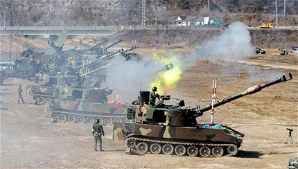 Corea del Sur está lista para responder ataques