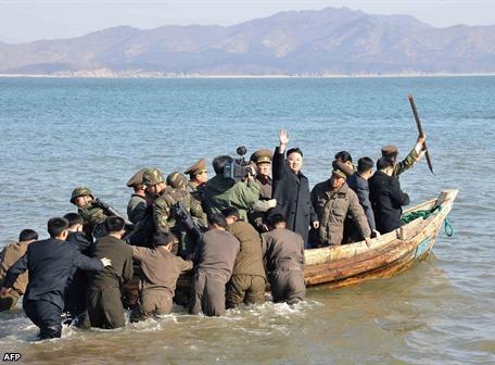 Corea del Norte mueve otro misil