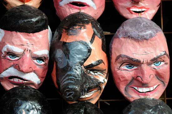Rafael Correa y policías serán los más quemados