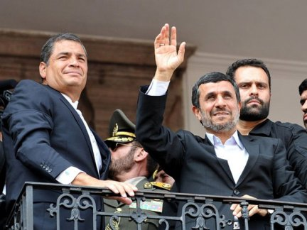 Correa: hubo mala fe en escrito del Washington Post