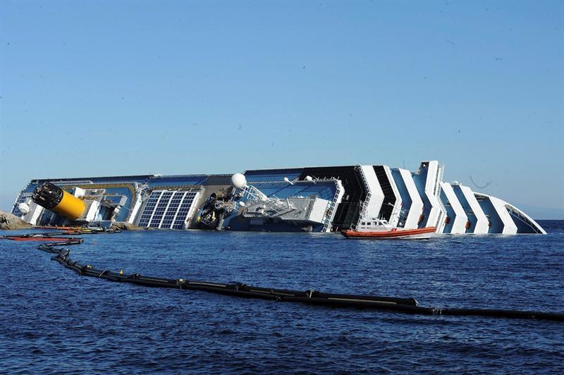 Indemnizarán con 14.000 euros a pasajeros del Costa Concordia