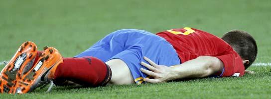 Suiza vence a España y da la primera sorpresa del Mundial