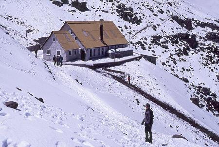 Refugio Cotopaxi pasará a manos del Ministerio de Turismo