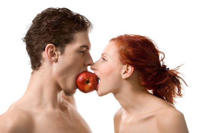 Las mujeres prefieren pensar en comida que en sexo
