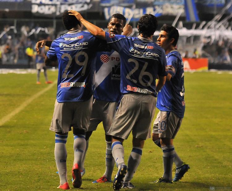 Emelec es el nuevo líder del campeonato ecuatoriano