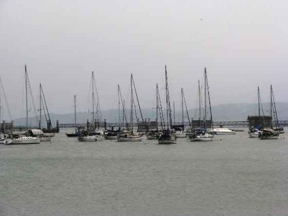 Piratas roban a veleristas en estuario de Bahía