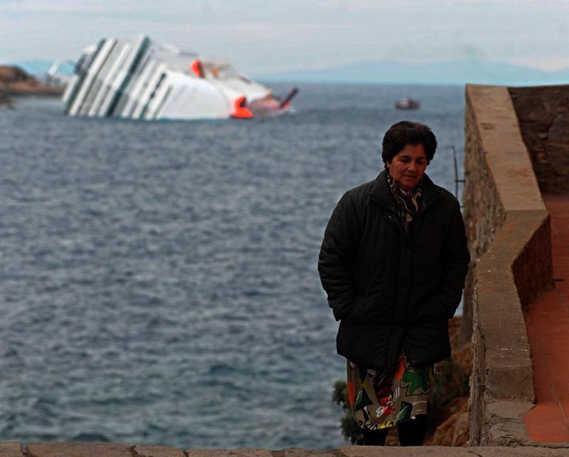 A salvo dos ecuatorianos que iba en crucero