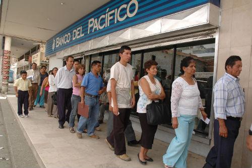 Gobierno mantendrá como estatal al Banco del Pacífico