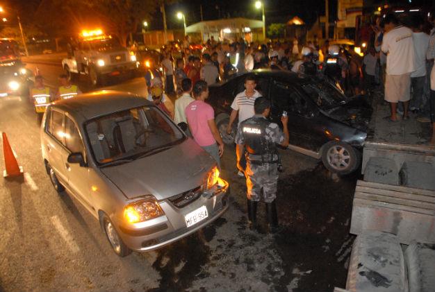 397 accidentes por imprudencia se registraron el año pasado