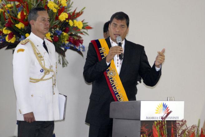 Presidente Correa buscará fortalecer lazos de cooperación en viaje a Bélgica