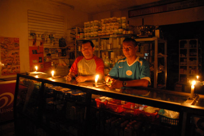 El domingo, centro y sur de Manabí no tendrá agua, luz y telefóno