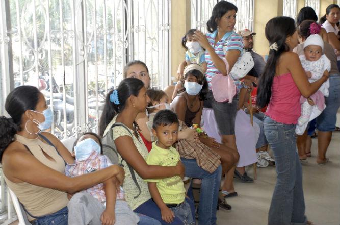 Confirman 67 fallecidos por la gripe A y 1.318 casos del virus
