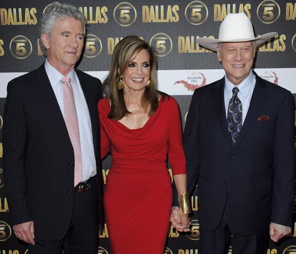 La serie 'Dallas' llega a Londres