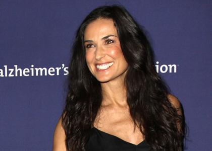 Demi Moore es ingresada por 'abuso de sustancias'