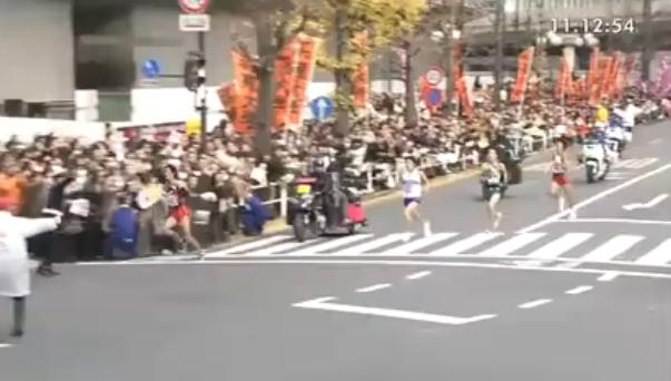 Se equivocó de camino y perdió la maratón