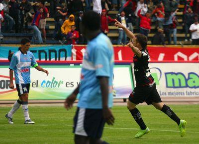 Dep. Quito y Dep. Cuenca lideran en el fútbol