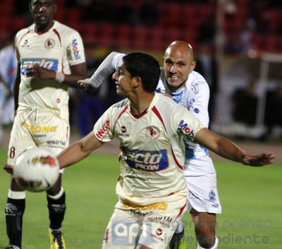 1-0 ganó Deportivo Quito a León Huánuco
