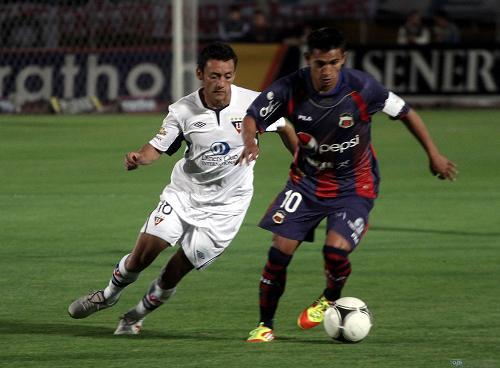 Deportivo Quito empató en la presentación de su equipo